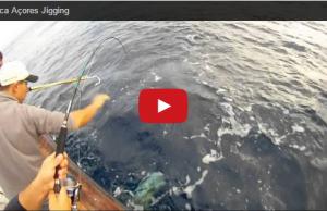 Pesca Desportiva Jigging nos Açores