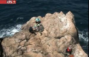 resgate pescador sagres portugal