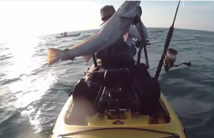 pesca desportiva kayak