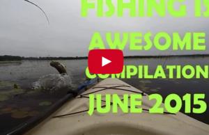 video melhores momentos pesca