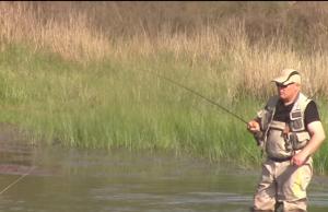 pesca-pluma-mosca-serra-caramulo-video-2015