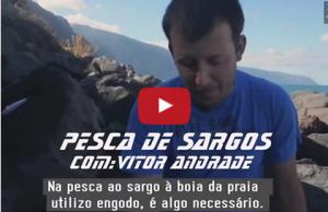 Pesca de Sargos com,Vitor Andrade