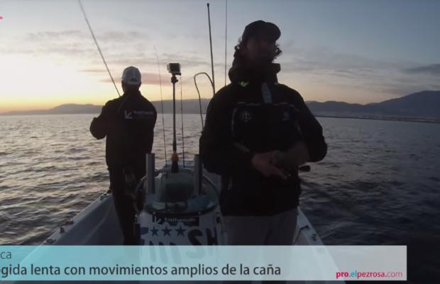 Pesca ao anoitecer Black Minnow Amarelo